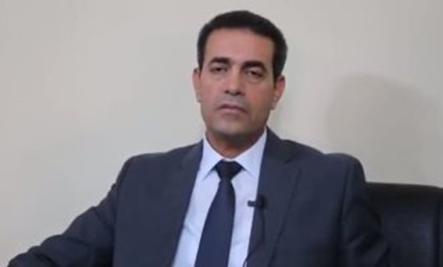 File - Libya's Head of Electoral Commission, Emad al-Sayeh