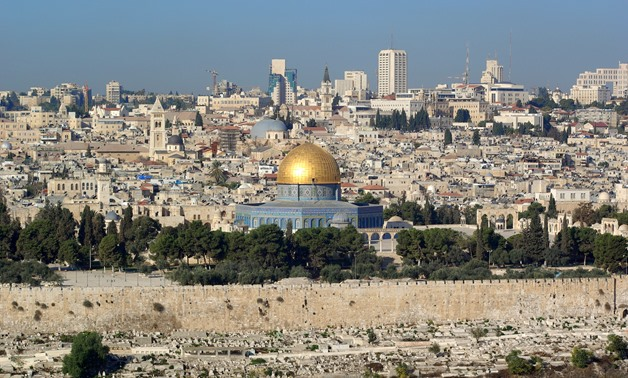 The Golden Dome of the Rock – Photo Courtesy of Wikipedia