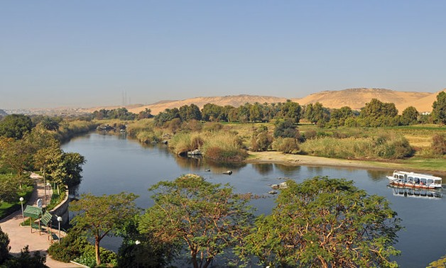 Cover photo – Aswan (Egypt) a branch of the Nile, seen from Isis Island March10,2012 – photo courtesy of Wikimedia