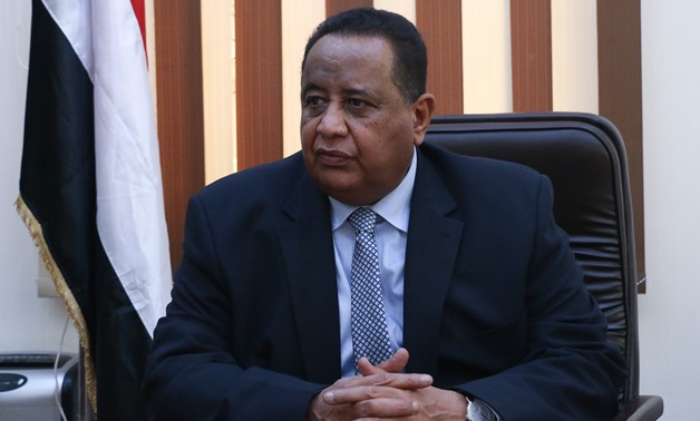 Foreign Minister of Sudan Ibrahim Ghandour- Egypt Today/Asmaa Abdel-Latif