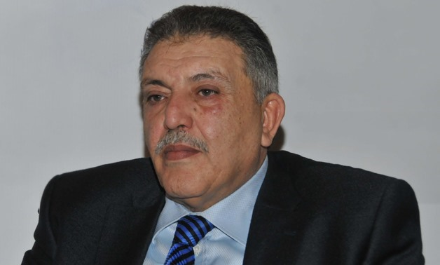 File – Ahmed Al-Wakil, chairman of the Egyptian Chambers of Commerce