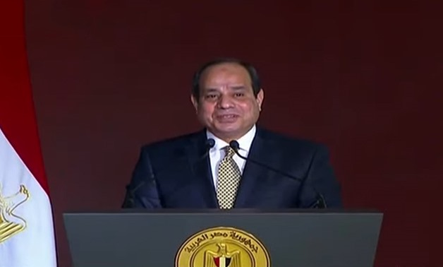 WRAP-UP: Sisi's speech at 'Tale of a Homeland' conference