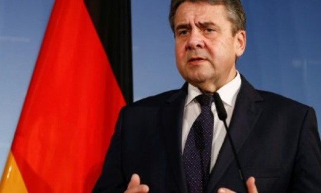 "German Foreign Minister Sigmar Gabriel said Paris and Berlin had ""a joint responsibility to develop all of Europe further"" - AFP / File"