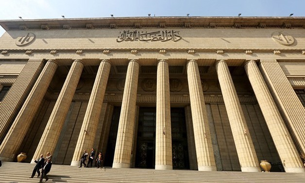 View of Egypt's High Court of Justice in Cairo - REUTERS/Mohamed Abd El Ghany