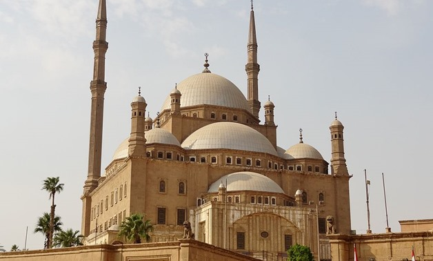 Mohamed Ali Mosque – Photo Courtesy of Wikipedia