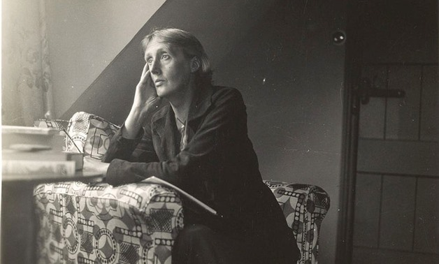 Virginia Woolf at Monk's house, 1942, - Wikimedia Commons/Unknown