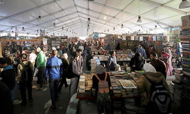 Cairo International Book Fair - REUTERS/Mohamed Abd El Ghany