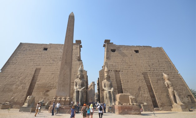 Luxor Temple -