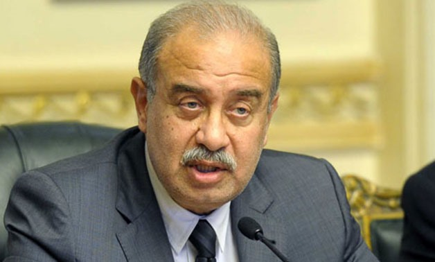 Egyptian Prime Minister Sherif Ismail - File photo