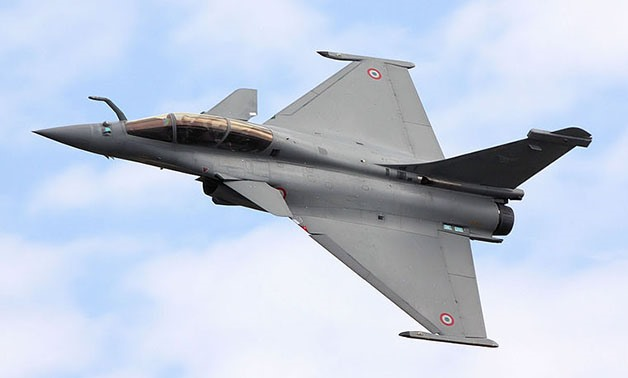 Rafale French fighter jets - Creative Commons via Wikipedia Commons / RIAT 2009
