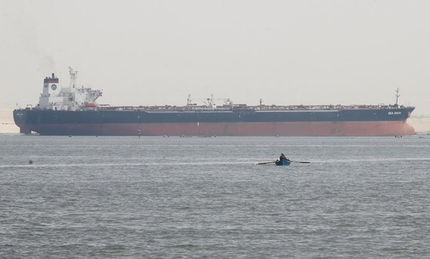 Suez Canal - Reuters
