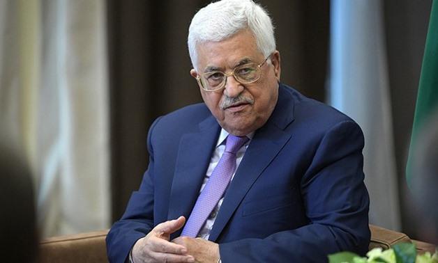 President of Palestine Mahmoud Abbas - photo courtesy of the Kremlin