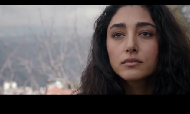 "Screencap of Golshifteh Farahani in ""Go Home"" one of the nominated films, January 28, 2018 - Dschoint Ventschr/Youtube Channel"