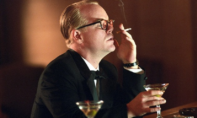 Philip Seymour Hoffman as Truman Capote, uploaded February 3, 2014 - Wolf Gang/Flickr