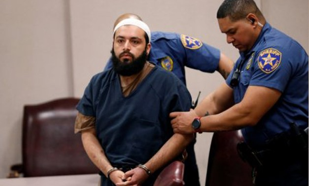 FILE PHOTO: Ahmad Khan Rahimi, an Afghan-born U.S. citizen accused of planting - Reuters