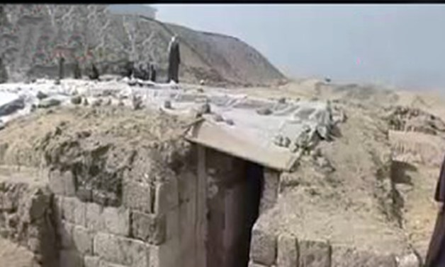 New tomb discovered to an Ancient Egyptian woman named ...