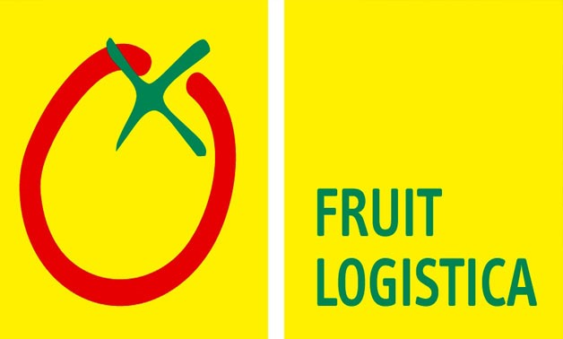 The logo of Fruit Logistica exhibition - Official website