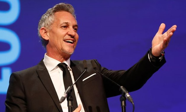 Britain Football Soccer - London Football Awards 2017 - Battersea Evolution - 2/3/17 Gary Lineker during the London Football Awards 2017 Action Images via Reuters / John Sibley Livepic EDITORIAL USE ONLY. LFA2017