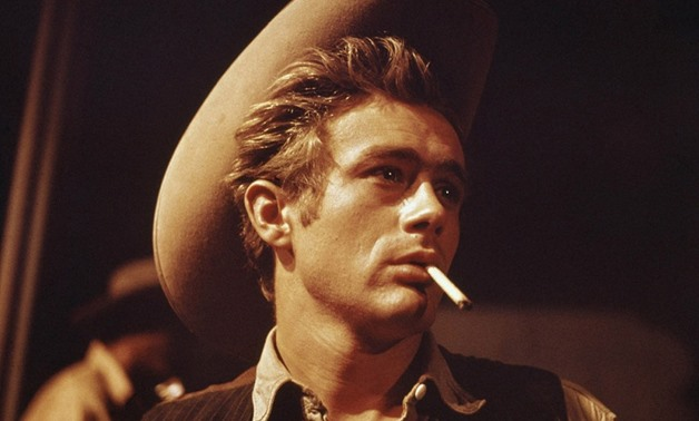 "James Dean in ""Giant"", his final film, 1956 - Insomnia Cured Here/Flickr"