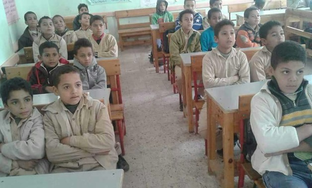 Schools in Egypt - Egypt Today