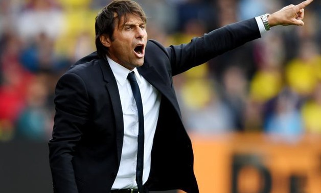 Britain Soccer Football - Watford v Chelsea - Premier League - Vicarage Road - 20/8/16 Chelsea manager Antonio Conte Action Images via Reuters / Tony O'Brien