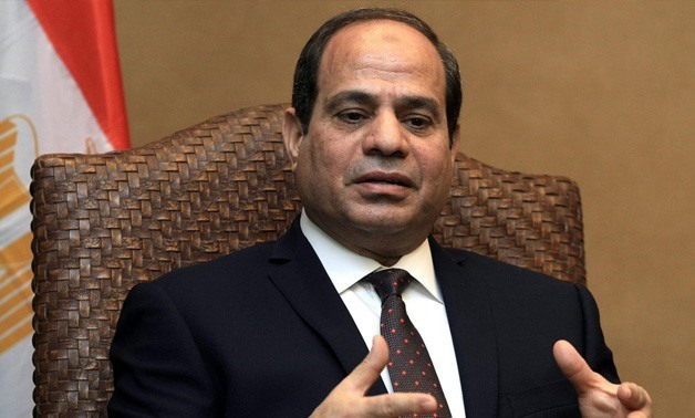 President Sisi holds security meeting over Minya attack
