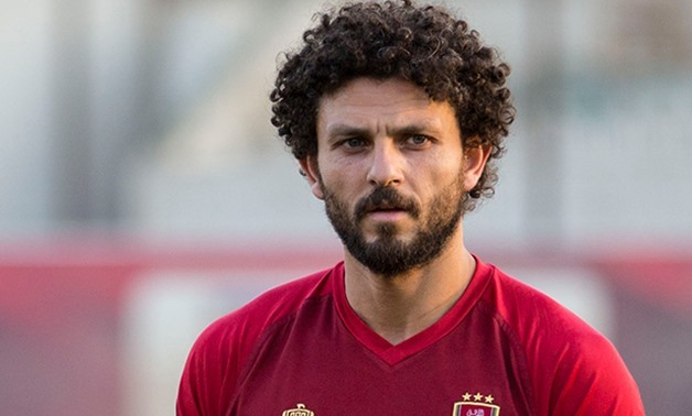 Hossam Ghaly – Al Ahly's Official Website