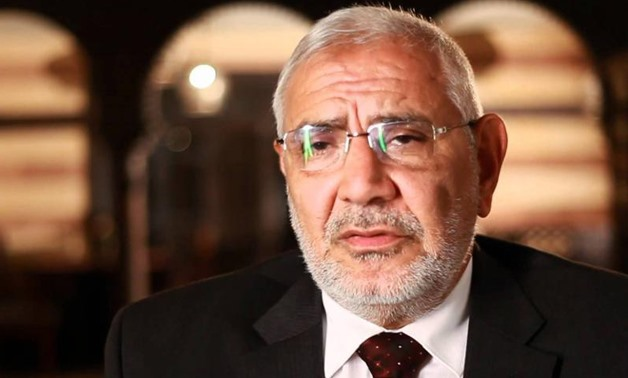 FILE: Muslim Brotherhood (MB) dissident and former presidential candidate Abdel-Moneim Aboul Fotouh