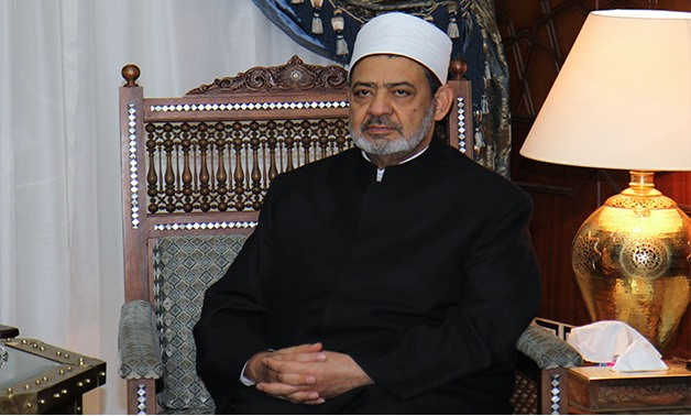 Grand Imam Ahmed al-Tayeb-YOUM7-Archive