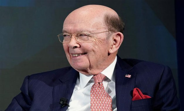 Wilbur L. Ross, U.S. Secretary of Commerce, smiles during the World Economic Forum (WEF) annual meeting in Davos, Switzerland January 24, 2018 - REUTERS/Denis Balibouse/File photo
