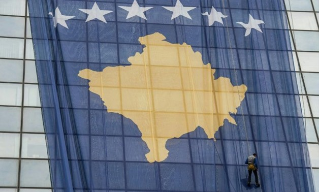 Although more than 110 countries have recognised Kosovo's independence in the past 10 years, Serbia and dozens of other states have not - AFP