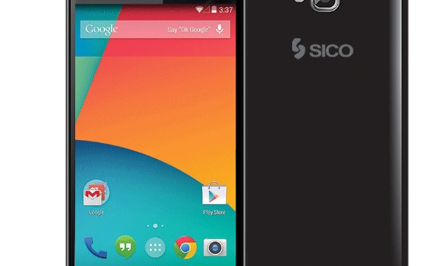 """Sico Smartphone """"Plus"""" – Photo courtesy to official website"""