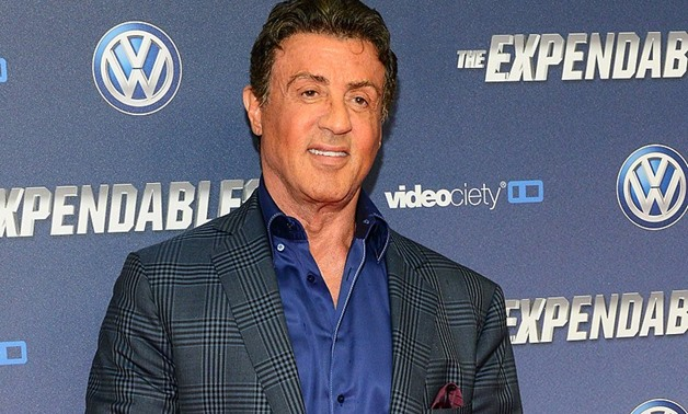 "Sylvester Stallone at the German premiere of ""The Expendables 3"" at Residenz cinema, August 6, 2014 - Michael Schilling/Wikimedia Commons"