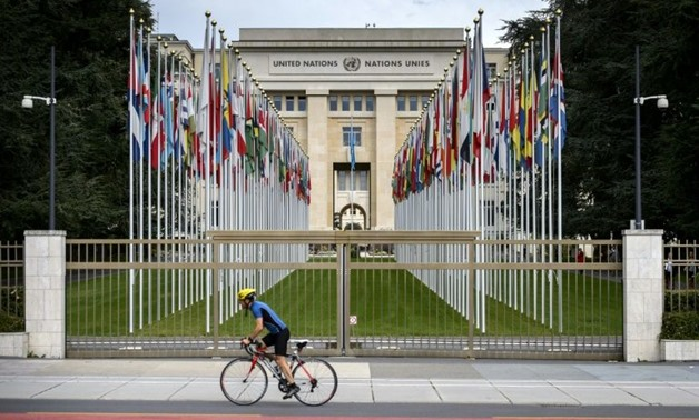 It remained unclear how many of some 9,500 UN staff members in Geneva would participate in Tuesday's work stoppage.