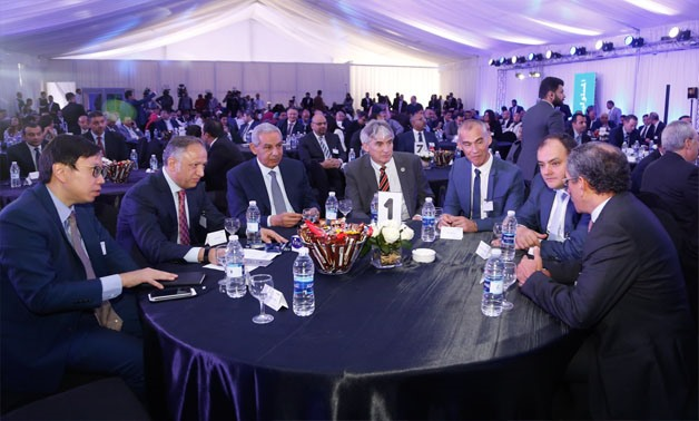 Trade Minister Tarek Kabil during the inauguration ceremony - Archive/Karim Abdel-Aziz