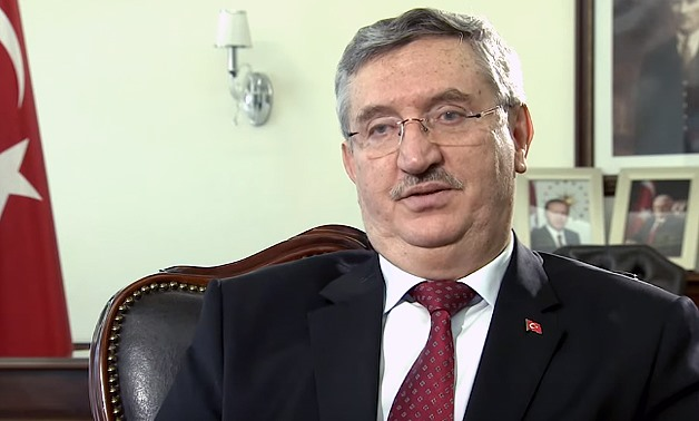 FILE: Turkish ambassador to Qatar, Fikret Ozer
