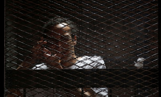 Photographer Mahmoud Abou Zeid has been detained since 2013 [Amr Abdallah Dalsh/Reuters]
