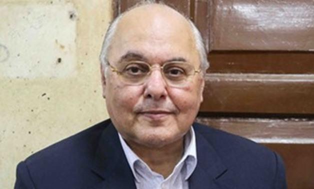 FILE-Presidential candidate Moussa Mostafa Moussa
