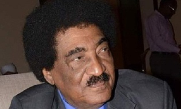 Sudanese ambassador to Egypt Abdel Mahmoud Abdel Halim - File photo