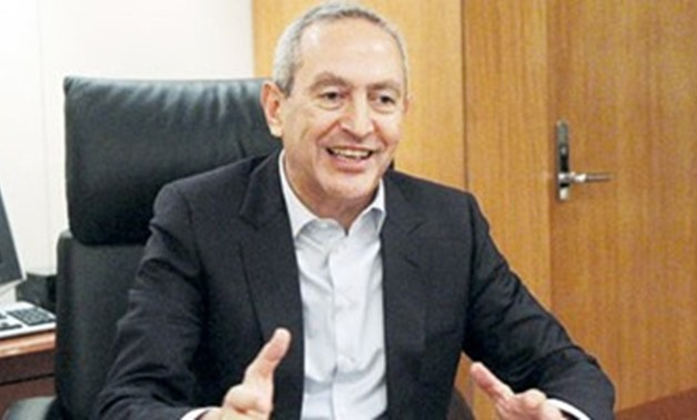 FILE - Egyptian businessman Nassef Sawiris