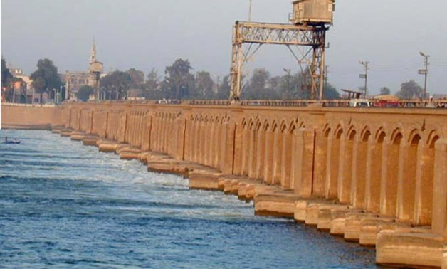 Assiut Barrage- Wikimedia Commons