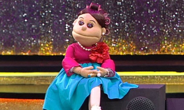 The popular puppet star 'Abla Fahita' – Creative Common via Wikimedia Common