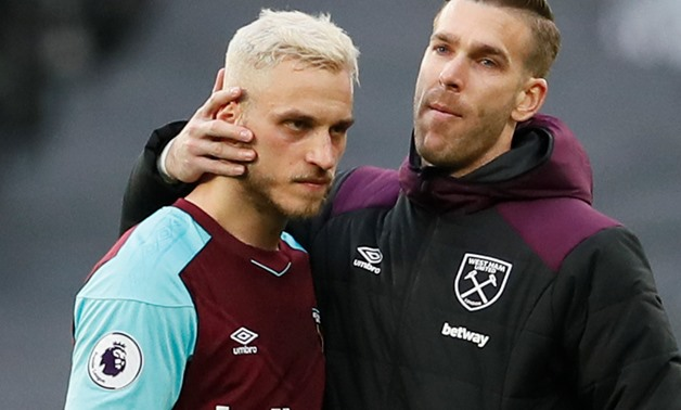 Chaos Reigns As West Ham Lose 3 0 At Home To Burnley Egypttoday