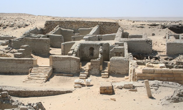 Archaeological site in Fayoum - Creative Commons via Wikimedia Commons