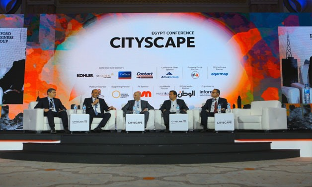Part of the 7th annual Cityscape Egypt Conference – Press photo