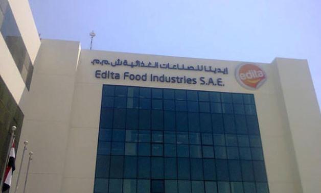 Edita Food Industries – Company's Website