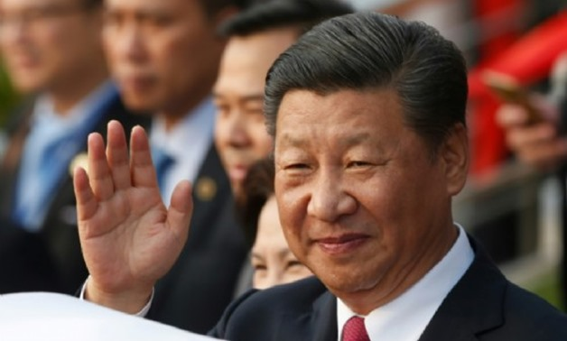 Xi's reappointment by the Communist Party-controlled legislature is a foregone conclusion - AFP