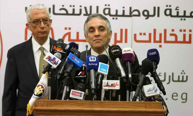 National Election Authority holds press conference on the second day of presidential election abroad - Photo by Amr Moustafa/Egypt Today