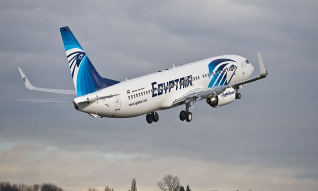EGYPTAIR jet - File photo/Official website