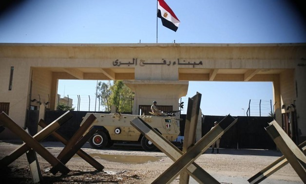 Egypt opens Rafah crossing Friday for 2 days